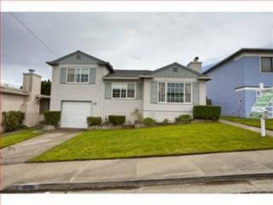 449 Zamora Dr, South San Francisco, CA 94080