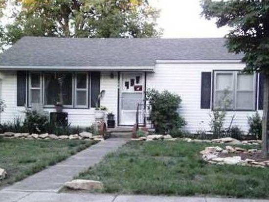 104 S Chestnut St, Douglass, KS 67039