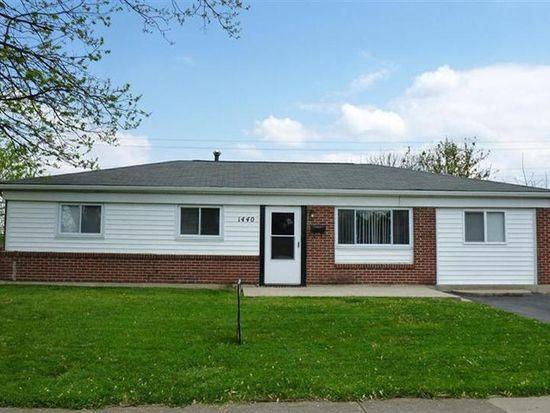 1440 Cobblestone St, Dayton, OH 45432