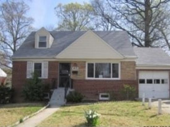 1916 Lakewood St, Suitland, MD 20746