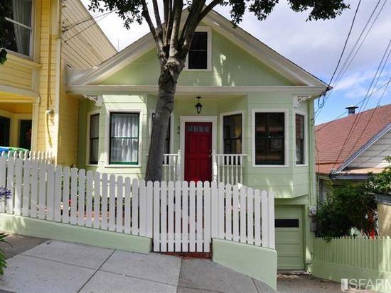 34 Gladys St, San Francisco, CA 94110