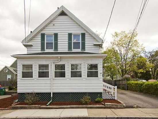 57 Fountain St, Medford, MA 02155