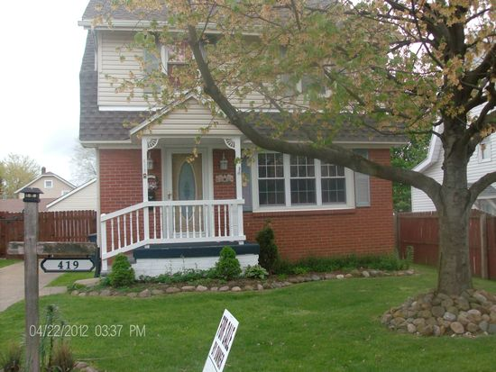 419 Brewer Ave, Akron, OH 44305