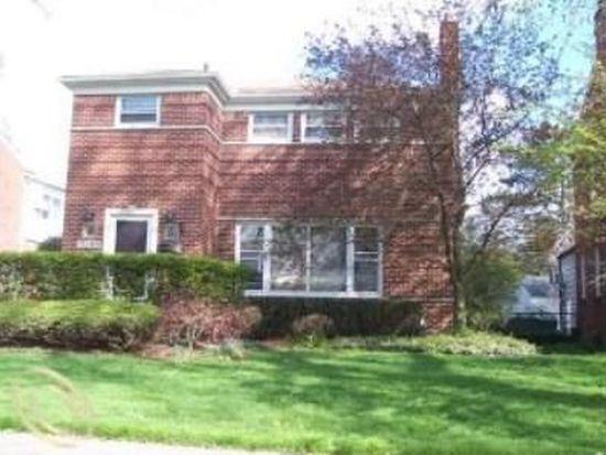 13308 Ludlow Ave, Huntington Woods, MI 48070