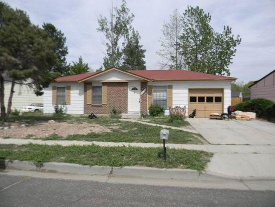 4265 Morley Dr, Colorado Springs, CO 80916