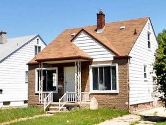 6816 Evergreen Ave, Detroit, MI 48228
