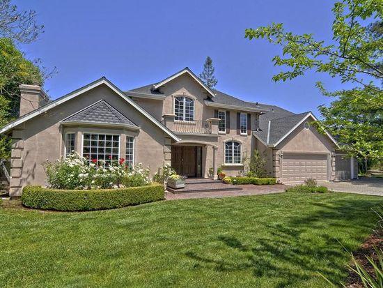 13251 Pierce Rd, Saratoga, CA 95070