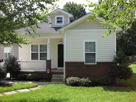 2741 Wingate Ave, Charlotte, NC 28208