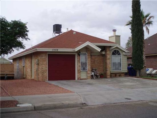 5508 Mickey Mantle Ave, El Paso, TX 79934