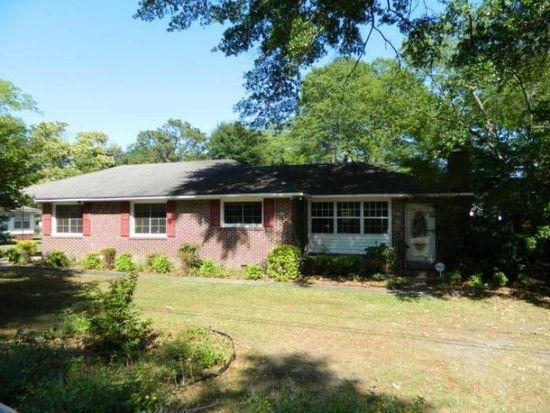 846 Blakeney St, Waynesboro, GA 30830