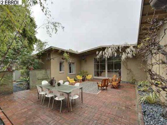66 Alvarado Rd, Berkeley, CA 94705