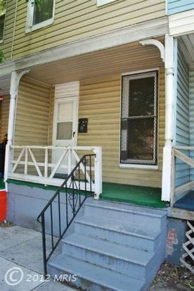 2554 Druid Hill Ave, Baltimore, MD 21217