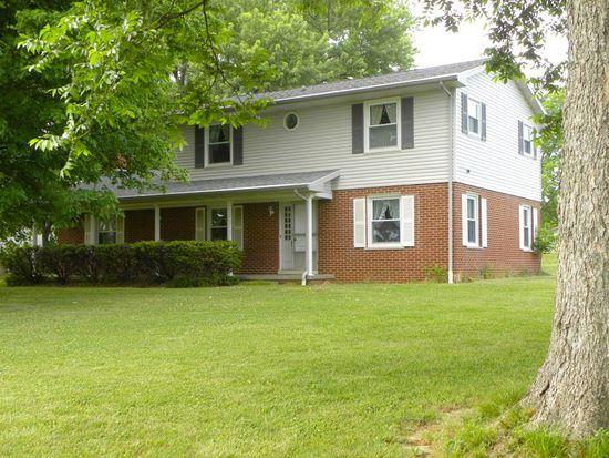 720 E Taftown Rd, Princeton, IN 47670