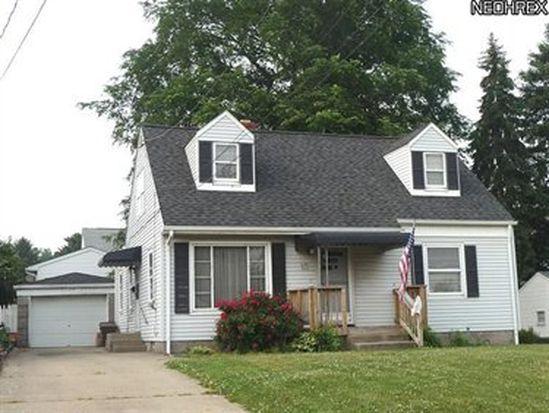 651 Elbur Ave, Akron, OH 44306