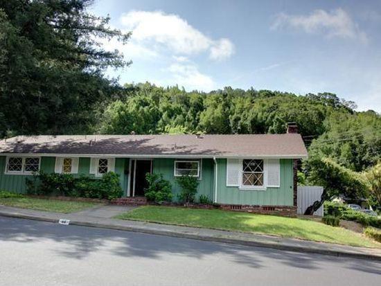 44 San Gabriel Dr, Fairfax, CA 94930