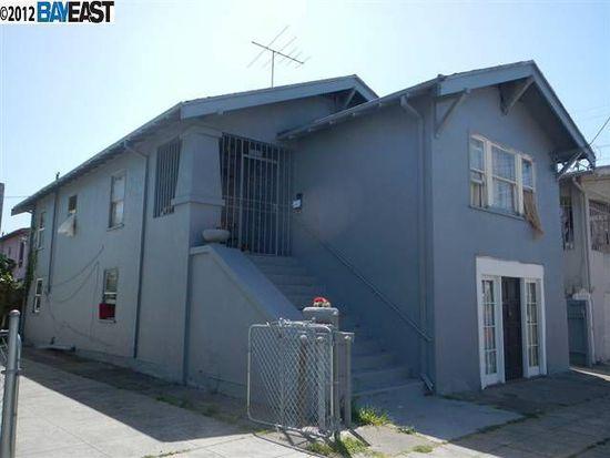 3307 E 17th St, Oakland, CA 94601
