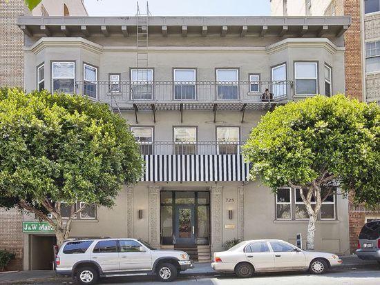 725 Pine St APT 202, San Francisco, CA 94108