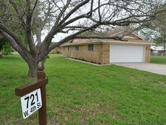 721 4th St, Eddy, TX 76524
