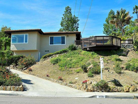 6438 Crystalaire Dr, San Diego, CA 92120
