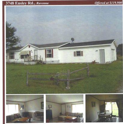 3748 Ensley Rd, Ravenna, MI 49451