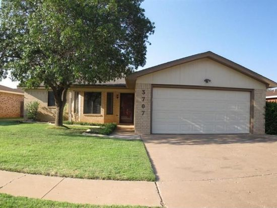 3707 103rd St, Lubbock, TX 79423