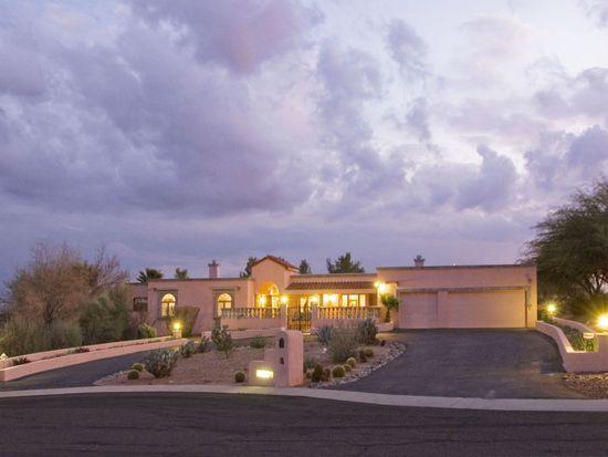 8060 E Corte De La Familia, Tucson, AZ 85750