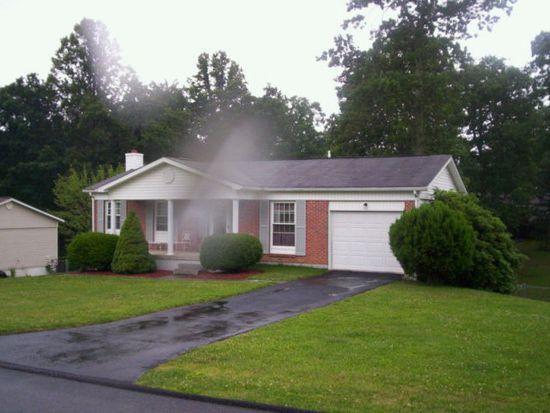 317 Collinwood Dr, Oak Hill, WV 25901