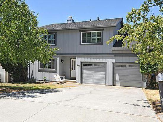 2811 Monte Cresta Dr, Belmont, CA 94002
