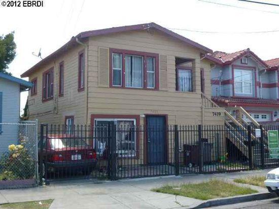 7419 Hillside St, Oakland, CA 94605