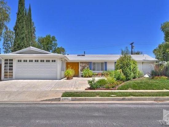 20601 Tiara St, Woodland Hills, CA 91367