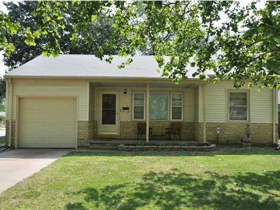 602 S Brookside St, Wichita, KS 67218