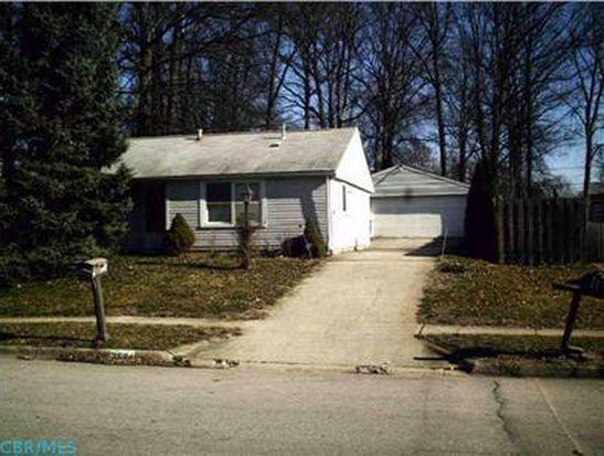 2594 Milverton Way, Columbus, OH 43224
