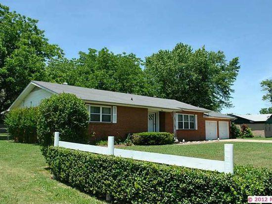 816 S Powell Ave, Wagoner, OK 74467