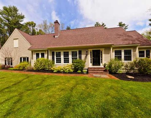 99 Spruce Point Rd, Yarmouth, ME 04096