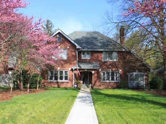 4805 N Illinois St, Indianapolis, IN 46208