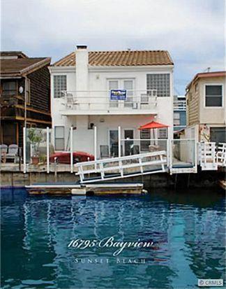 16795 Bay View Dr, Huntington Beach, CA 92649