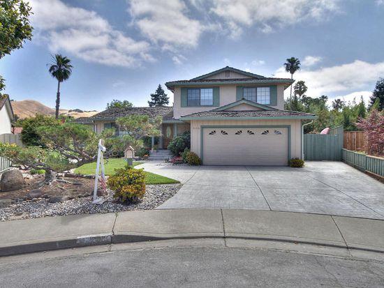 40208 Hacienda Ct, Fremont, CA 94539