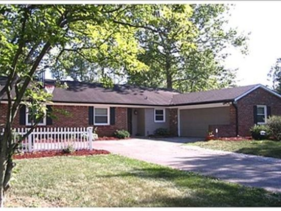 7911 Hilltop Ln, Indianapolis, IN 46256
