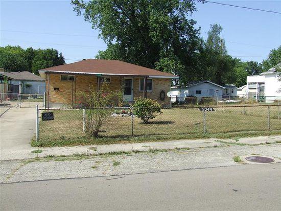 2249 Coronette Ave, Dayton, OH 45414