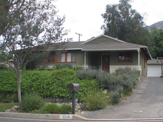 2519 Upper Ter, La Crescenta, CA 91214