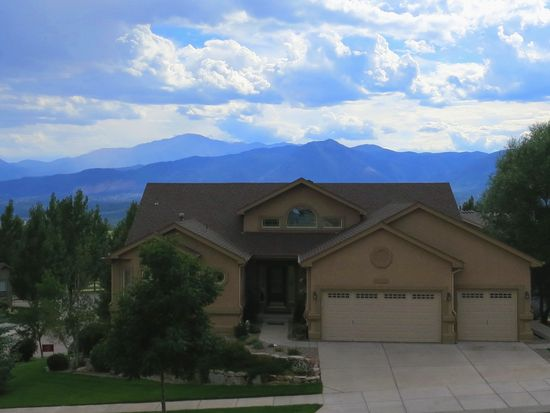 12522 Timberglen Ter, Colorado Springs, CO 80921