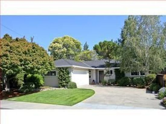 826 Tulane Dr, Mountain View, CA 94040