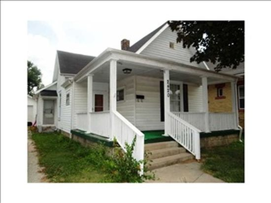 2420 Jackson St, Anderson, IN 46016