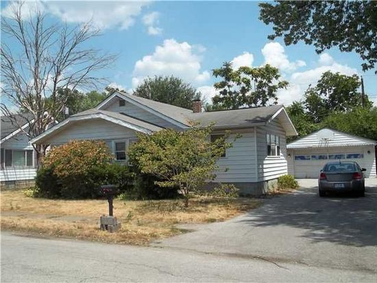 315 Barton Ave, Indianapolis, IN 46241
