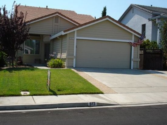 513 Edenderry Dr, Vacaville, CA 95688