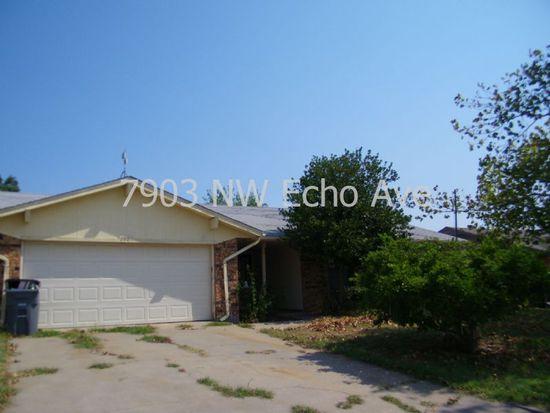 7903 NW Echo Rd, Lawton, OK 73505