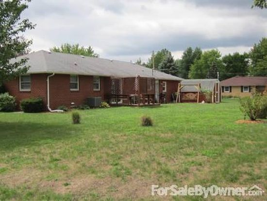 110 Green Valley Dr, Alexandria, IN 46001