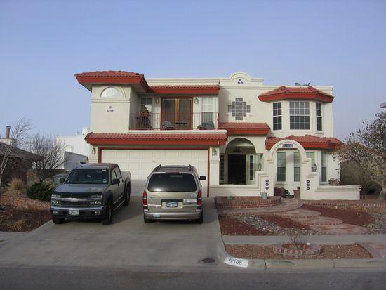 12165 Frank Cordova Cir, El Paso, TX 79936