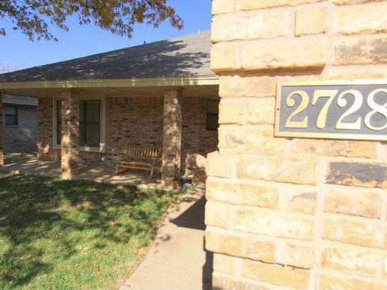 2728 80th St, Lubbock, TX 79423