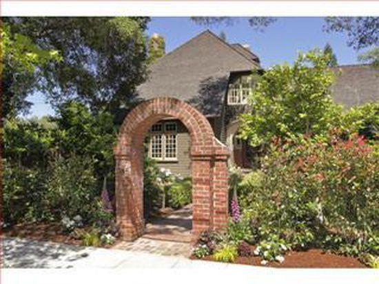 345 Coleridge Ave, Palo Alto, CA 94301
